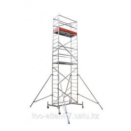 Вышка тура алюминиевая рабочая высота 2,9 м